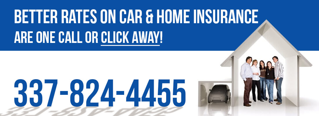 Car and Home Insurance Louisiana