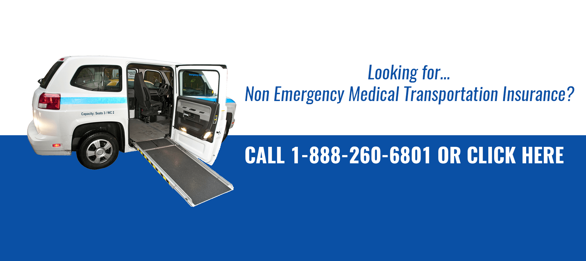 Looking For Non Emergency Medical Transportation Insurance?