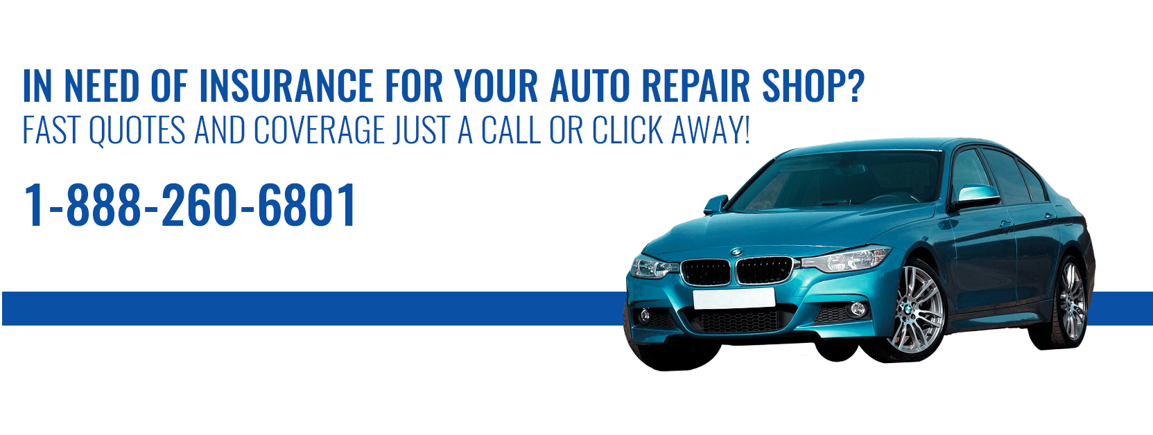 In Need of Insurance for your Auto Repair Shop?